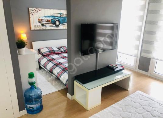 İstanbul Lounge-2 Atakent 1+1 Eşyalı Yeni Boyalı Temiz Daire