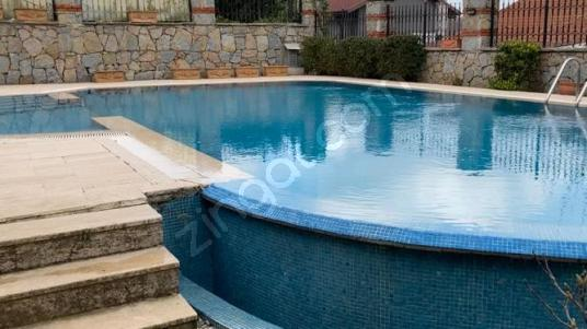 GARANRİKOZA 9 TİPİ KAPALI OTOPARK BÜYÜK HAVUZ DENİZ MANZARALI - Yüzme Havuzu