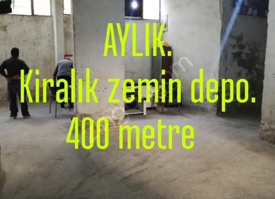 400 square meters Warehouse For Rent in Akdeniz, Mersin - Kapalı Otopark