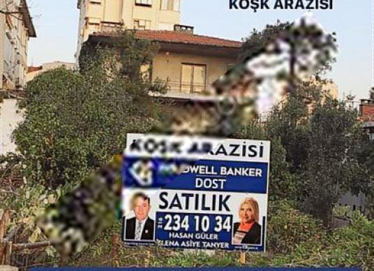 KALAMIŞ'TA SATILIK 20 odalı 6 daireli 2.Sınıf TARİHİ ESER KÖŞK - Dış Cephe