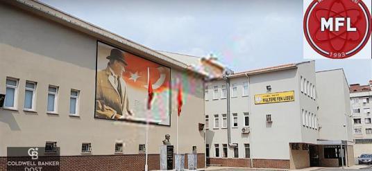MALTEPE MİNİBÜS'teTABELA DEĞERİ YÜKSEK CAM PLAZA KATLARI - Dış Cephe