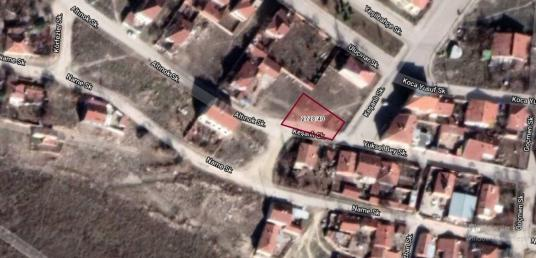 Eskişehir Çankaya Mahallesinde Satılık Köşe Arsa FİYAT DÜŞTÜ!! - Harita