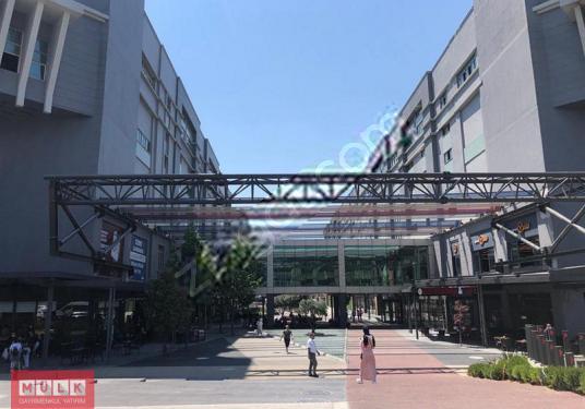 İkitelli OSB Deposite'de 85 M² Dekorlu Kiralık Ofis - Dış Cephe