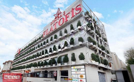 Eyüp Flatofis Haliç'te Kiralık 243 m² Ofis (Mülk Sahibiyiz) - Dış Cephe