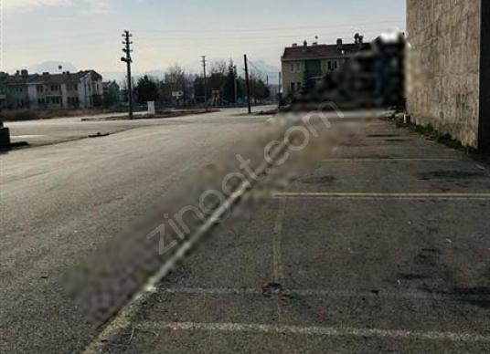 AFYON METROPOL EMLAKTAN UYDUKENT KÖŞE KONUM SATILIK TİCARİ ARSA - Sokak Cadde Görünümü