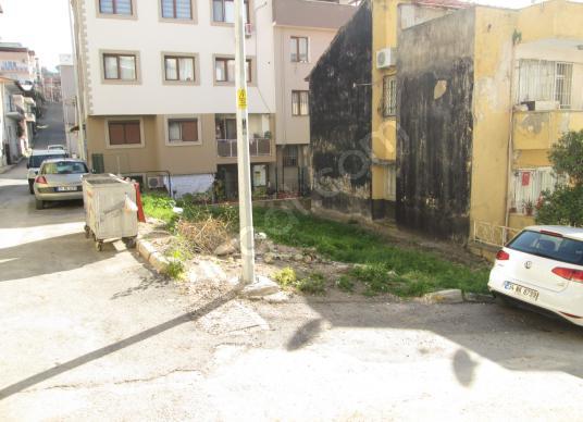 Şehir İçinde Satılık Konut İmarlı 128 m2 Arsa - Sokak Cadde Görünümü