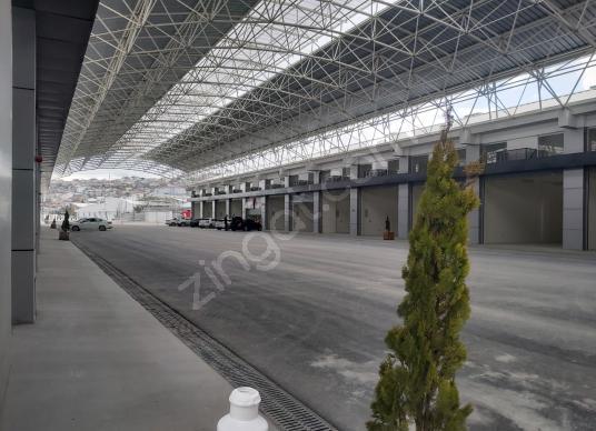 BAŞAKŞEHİR ŞAHİNTEPE İGTOD GIDA SİTESİNDE SATILIK 50 M² İŞYERİ - Kapalı Otopark