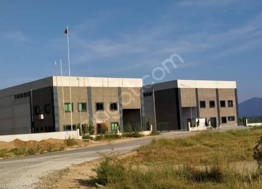 Satılık Fabrika 5000 m2 Arsa İçinde 2500 m2 Kapalı Alan - Dış Cephe