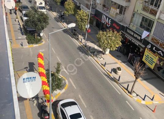 BALÇOVA ATA CADDE ÜSTÜ 3+1 ARAKAT SATILIK DAİRE - Sokak Cadde Görünümü