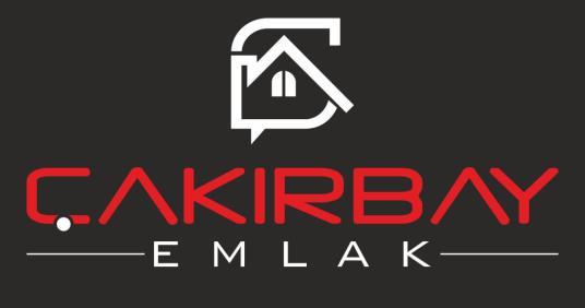 çakırbay emlak  kiralık teras kat - Logo
