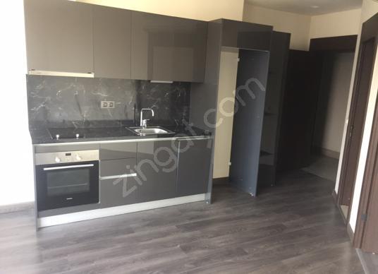 Nef 03 Residence - 1+1 Kiralık Klimalı Yüksek Kat - Mutfak