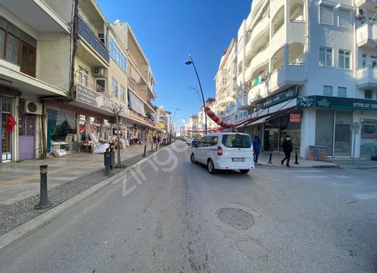 ANTALYA MANAVGAT A.PAZARCI'DA CADDE CEPHELİ 388M2 2 KATLI DÜKKAN - Sokak Cadde Görünümü