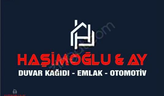 HAŞİMOĞLU & AY EMLAKTAN 2+1 SIFIR DAİRE.. - Logo