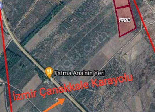 DİKİLİ SALİHLERDE YATIRIMLIK FIRSAT - Harita