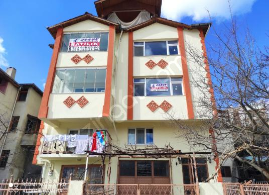 DORUK EMLAK OFİSİNDEN CANDAROĞULLARINDA KOMPLE SATILIK BİNA - Dış Cephe