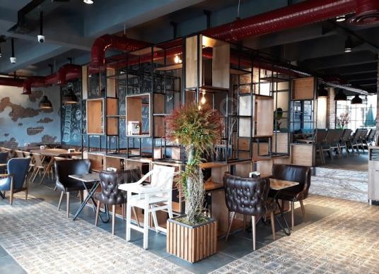 Akçaabat Nefsipulathane'de Kiralık Cafe / Restoran / Bar - Salon