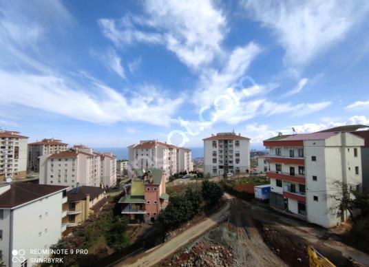 Trabzon Ortahisar Pelitli'de Satılık 3+1Daireler - Manzara
