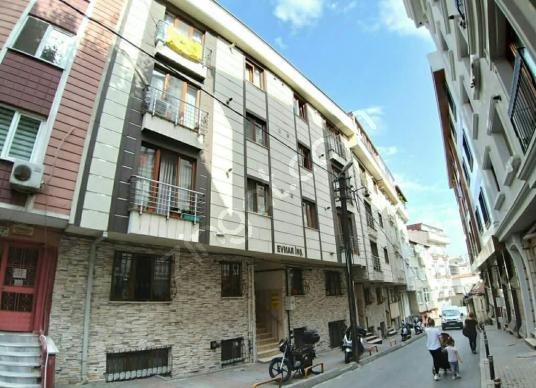 Feriköy'de fırsat yeni binada geniş balkonlu ferah temiz daire - Dış Cephe