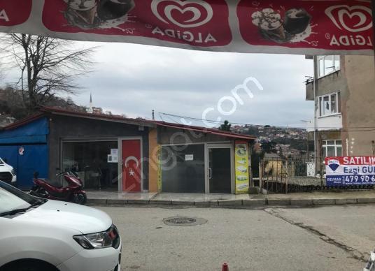 Beykoz Gümüşsuyu'nda Merkezi konumda Kiracılı Dükkan ve Arsa