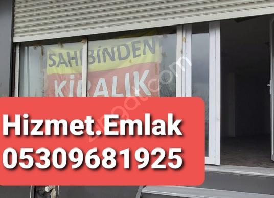 Esenler Kazım Karabekir'de Kiralık Dükkan / Mağaza - Dış Cephe