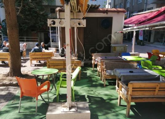 Muratpaşa Tahılpazarı'da Kiralık Cafe / Restoran / Bar - Çocuk Oyun Alanı
