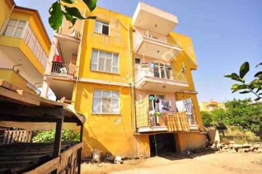 Manavgat Sarılar'da Satılık Müstakil Ev 3 KATLI kiracili - Dış Cephe