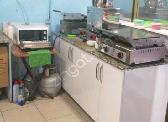 YENİ HAYAT HASTANESİ KARŞISINDA DEVREN SATILIK BÜFE - Mutfak
