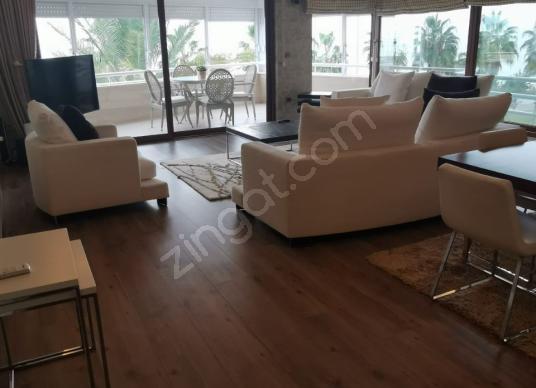 CLEOPATRA BEACH 4+1 Full New Decorated & Furnished Luxury Flat - Salon