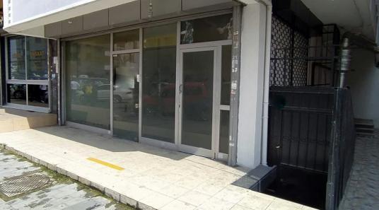 Başokur'dan Soganlı'da Cadde Üzerinde Depolu 110 m2 Dükkan - Balkon - Teras