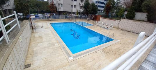 CEVAHİR SİTESİNDE 4+2 TERS DUBLEX FULL YAPILI HAVUZLU GUVENLIKLI - Yüzme Havuzu