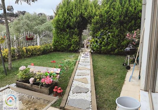 Sarıyer Zekeriyaköy Geniş Bahçeli Şık Kiralık Bahçe Dubleksi - Bahçe