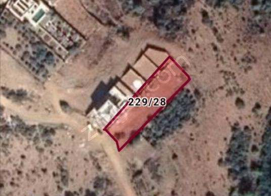 Gazipaşa Koru'da 2,5 Kat Villa İmarlı Muhteşem Manzaralı Satılık - Harita