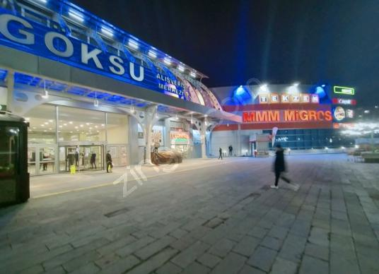 TBMM cadde üzeri 1-2 Metroya yürüme - Kapalı Otopark