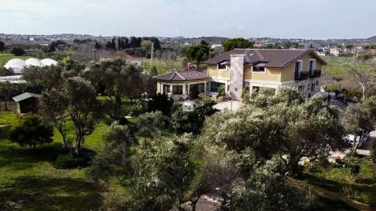 Urla Atatürk Mahallesi Satılık Villa - Manzara