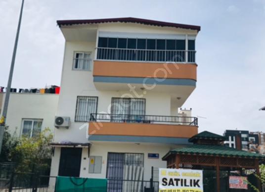 Yenişehir 50. Yıl'da Satılık Müstakil Ev - Dış Cephe
