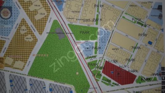 SOSYAL TESİS ALANI EŞREFPAŞADA SATILIK YOLKENARI ARSA 2.160 m2 - Harita