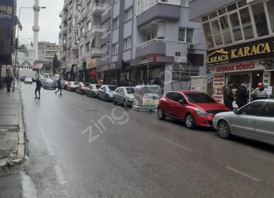 YEŞİLYURT ORDU CADDESİ 3+1 105m2 DOĞALGAZLI SATILIK DAİRE - Sokak Cadde Görünümü