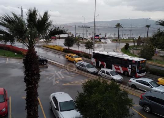 KARATAŞ'TA KİRALIK DENİZ MANZARALI DAİRE - Sokak Cadde Görünümü