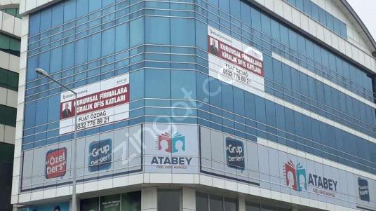 MERKEZ PRİME hastanesi karşısı İskanlı Lüks Plaza katları - Dış Cephe