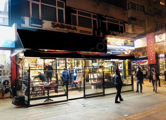 Yusufpaşa Turgut Özal Caddesin'de Devren Kiralık Fırın & Cafe - Kapalı Otopark
