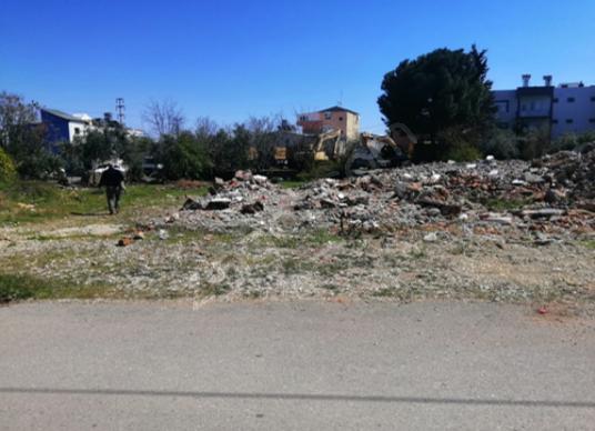 Aksu Pınarlı'da Kiralık Depo, Antrepo İzinli 2000m2 alan - Sokak Cadde Görünümü