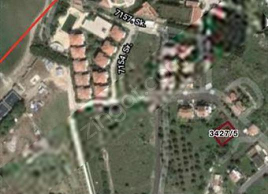 ALAÇATI GAYRİMENKUL'DEN DENİZE 150m Kaçırılmaz Fırsat - Harita
