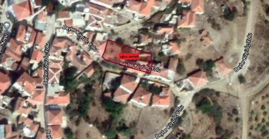 806- eski köy evi - Harita