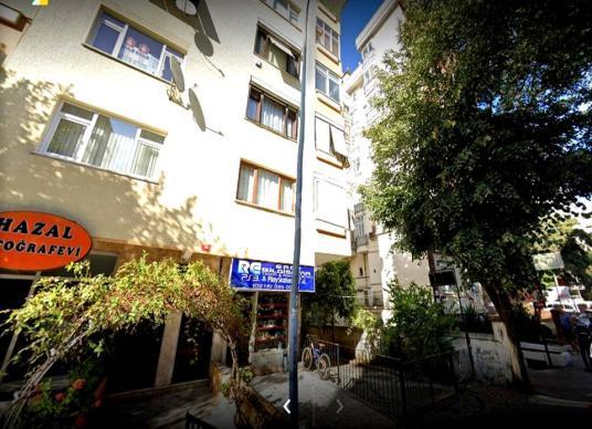Kadıköy Marmara Üniversitesi Yakını 3+1 Balkonlu Satılık - Sokak Cadde Görünümü