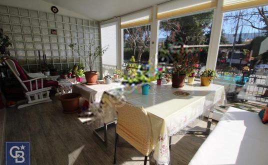 ÇANAKKALE GÜZELYALI 3+1 GENİŞ FERAH VİLLA - Balkon - Teras