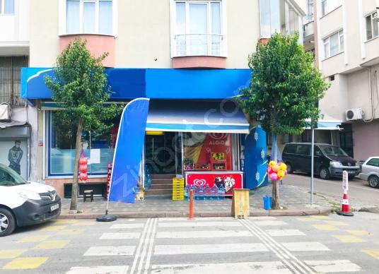 Zeytinburnu Çırpıcı Mah. Satılık Tekel Ruhsatlı Dükkan&Mağaza - Sokak Cadde Görünümü