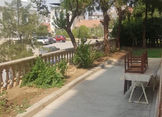 Yatırım İçin Uygun Müstakil Girişli 1+0 Eşyalı Satılık - Bahçe