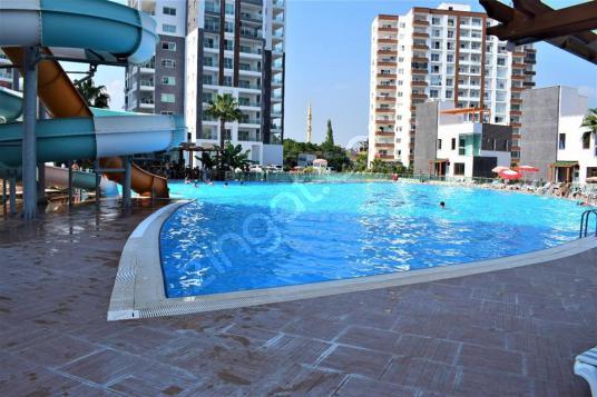 BLACK GAYRİMENKUL'DEN ASİS MARMARİS'DE EŞYALI KİRALIK DAİRE - Yüzme Havuzu