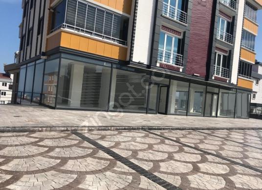 Samyap'tan Karasamsun'da Caddeye Cephe 235 m2 Çift Bacalı Dükkan - Dış Cephe