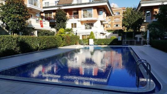 AĞAOĞLU MY HOME ÇENGELKÖY'DE ÖNÜ EN AÇIK FERAH BAHÇE DUBLEKSİ - Yüzme Havuzu